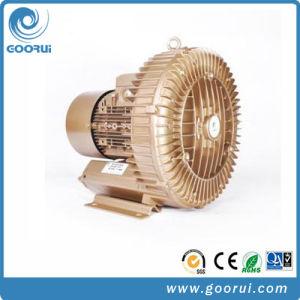 Transporte neumático 7.5HP canal lateral del anillo del ventilador El ventilador de aire del ventilador