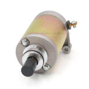 El 9 de dientes eléctrico moto motor de arranque de Piezas de repuesto para GN 125