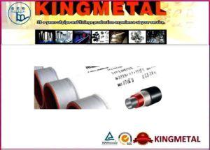 3PE/2PE 반대로 Corrosion Steel Pipe