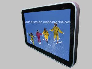 LCD HD TV Digital Media Player Exibição de Publicidade