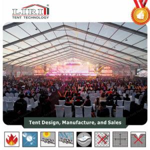 30X60mの販売のための大きい屋外の透過結婚式のイベント党玄関ひさしのテント