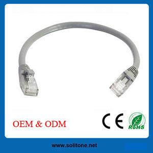 Fluke UTP CAT6 Patch Cable/Cable de alimentación