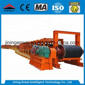 220 В 50 Гц электрический ременной транспортер по разминированию для производства продуктов питания