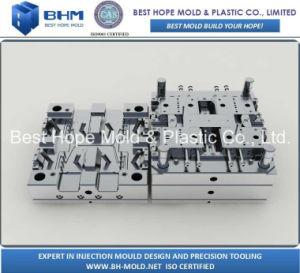 Moldes de injeção de plástico para dispositivos médicos