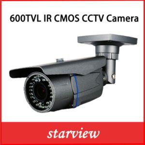 600tvl Camera van de Veiligheid van de Leveranciers van de Camera's van kabeltelevisie van de Kogel van IRL de Openlucht Waterdichte