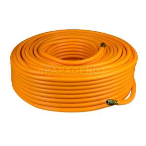 1/4 de pulgada de alta presión de PVC flexible trenzado