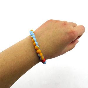 2018 Comercio al por mayor hermosos coloridos Cordón Pulsera Faashion Wristhand