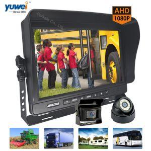 10.1  Camera van de Auto van Ahd 1080P de Weerbestendige Rearview voor de Tractor van het Landbouwbedrijf, Landbouwer