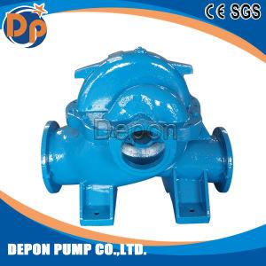 Moteur diesel Dredgeing horizontale de la pompe à eau de décharge élevé