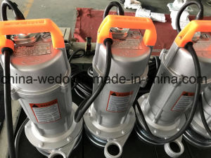 Qdx3-18-0.55 Submersíveis Bomba de Água (alumínio) com marcação CE