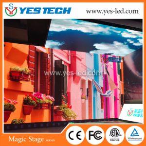 Écran LED HD Ultral intérieur pour la publicité