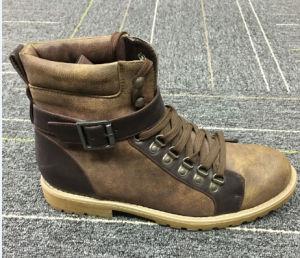 De Cuero auténtico de la moda Zapatos de negocios
