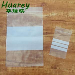 Imprimé Sac refermable pour l'emballage industriel