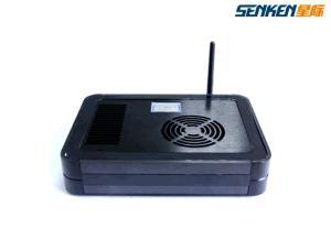 Беспроводной сигнал отключения звука пульта управления 300 Вт с электронным управлением полиции сирены охранной сигнализации