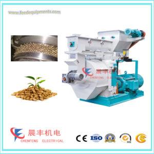 Faire de granulés de bois à partir de déchets de grain de riz, blé Husk Husk
