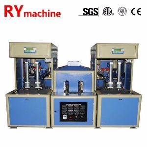 100ml Máquina de Moldes de sopro de PET Semiautomáticos máquina de sopro de PET