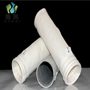 Полиэстер Anti-Static емкость для сбора пыли мешочных фильтра смешивания медных волокна