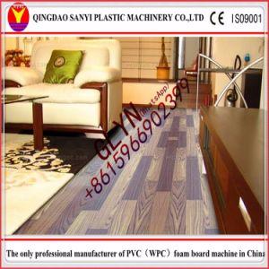 機械またはSpcの床板の生産ラインを作るSpcの床板