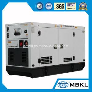 Gruppo elettrogeno elettrico a tre fasi del motore diesel di CA 100kw/125kVA Cummins con l'elemento caldo di pagina 2018 silenziosi