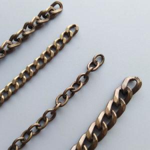 Catena calda dell'oro dei monili dell'acciaio inossidabile delle catene dorate di vendita