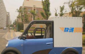 Micro Electric Van ampliamente utilizado en China
