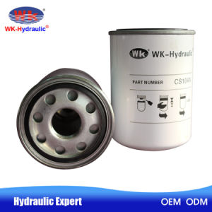 Escavadoras hidráulicas de Motor Diesel peças do veículo o óleo de lubrificação do filtro de cartucho centrífugo