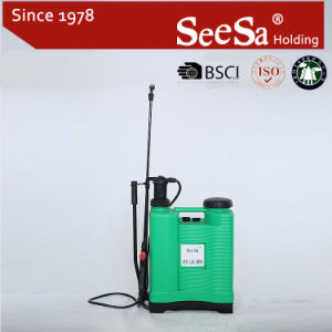 18L mochila/Mochila Pressão Manual pulverizador agrícola (SX-LC18M)