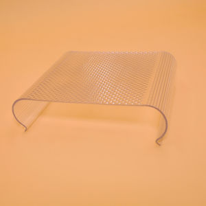 Vidro de protecção de plástico PC