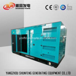 Water-Cooled 570квт электроэнергии Cummins молчания дизельный генератор с Ce