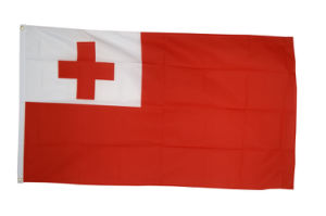 旗のトンガの卸し売りカスタム各国用のフラグ