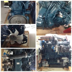 KubotaはV3800完全なエンジンのアッセンブリを分ける