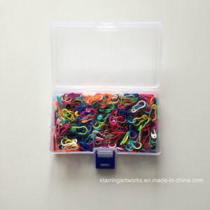 分類されたカラー長さ22のmmのプラスチック小さいキルトにする安全ピン