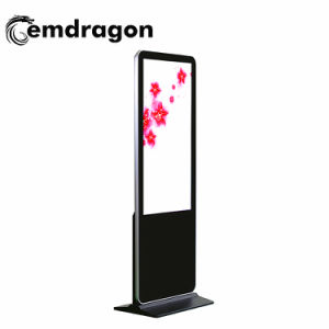 49インチの商業キオスクHD LCDの広告プレーヤー項目1080Pビデオ壁LCDデジタルの表記を広告する屋内LCDの広告の表示