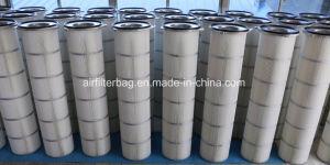 3 de Patroon van de Lucht van het Stof van de Filter van de Collector van het Stof van de Flens van handvaten