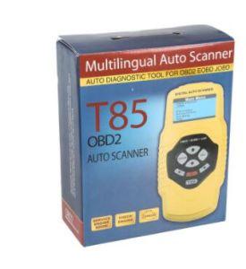 Audi/および日本車T85のスキャンナーのためのQuicklynks T85 Obdii/Eobd/Jobdの自動スキャンナー