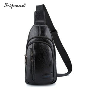 Hotestの男性上の革ハンドメイドのブリーフケースの肩のメッセンジャービジネス袋
