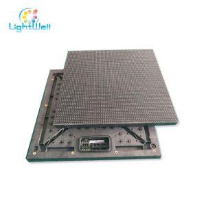 P3.91 \/ P4.81 Affichage LED LED de location de l'écran du panneau