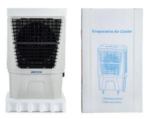 Chão refrigerador por evaporação de plástico portátil com controle remoto