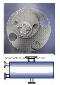 版およびシェルの熱のExchnagerの円形の版およびシェルの熱交換器