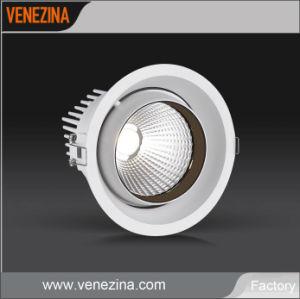 Высокая мощность 20-40Вт светодиод початков утопленную затенения R6291