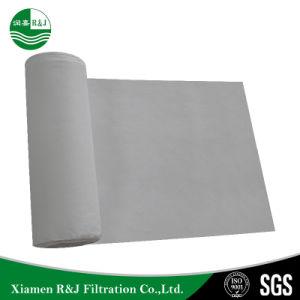 Excelente qualidade de fibras PTFE sentida / Tecidos de fibras PTFE /PTFE pano de fibra