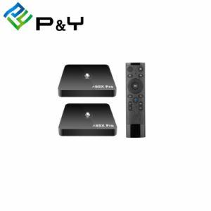 A95X PRO TV Box S905W Quad Core 2 Go et 16 Go de la voix de la télécommande Media Player