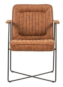 装飾される上塗を施してある金属フレームおよびファブリックを持つレセプションのための現代オフィスの余暇の椅子