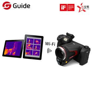 실시간 열 심상, 적외선 영상 해결책 640*480 의 IR 온도 기록 사진기를 가진 열 화상 진찰 사진기 소형 적외선 사진기