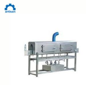 熱の熱蒸気の収縮のトンネル機械食糧金属探知器