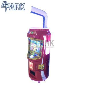 Los niños con Monedas máquinas de juego beber coque de la redención de la máquina de juego