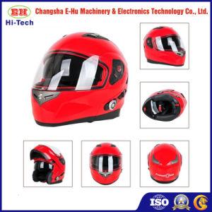 2018 de Nieuwste Zwarte ABS Helm van de Motorfiets van Bluetooth voor Ruiters