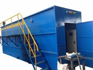 Integrierte Mbr Membranen-Abfall-Wasseraufbereitungsanlage für inländisches Abwasser