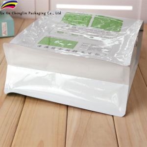 2.5Kg bolsa de embalaje de alimentos para perros con cremallera