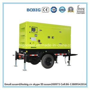25kVA-250kVA gerador Diesel Cummins tipo silenciosa com marcação CE e ISO 9001 certificada